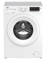 Beko WYA 71683 LE Freistehend Frontlader 7kg 1600RPM Weiß Waschmaschine (Weiß)