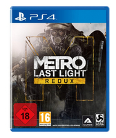 Deep Silver Metro: Last Light Redux (PS4)