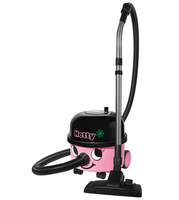 Numatic Hetty HET200-11 Cylinder vacuum cleaner 9l 620W A Schwarz (Schwarz, Pink)