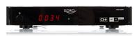 Xoro HRS 8820 IP HD+ Eingebauter Ethernet-Anschluss Schwarz Smart-TV-Box (Schwarz)