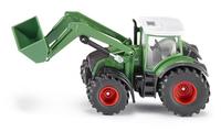 Siku 1981 1:50 Preassembled Traktor Landfahrzeug-Modell (Grün)