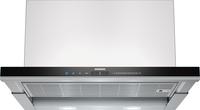 Siemens Elektrogroßgeräte Wand-montiert 940m³/h A+ Schwarz, Edelstahl (Schwarz, Edelstahl)