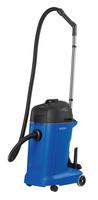 Nilfisk MAXXI II 35 WD Zylinder-Vakuum 18l 1350W Schwarz, Blau (Schwarz, Blau)