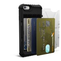 Urban Armor Gear Card Case For iPhone 6S 4.7Zoll Abdeckung Weiß (Weiß)