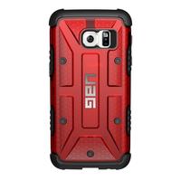 Urban Armor Gear GLXS7-MGM 5.1Zoll Abdeckung Rot Handy-Schutzhülle (Rot)