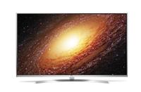 LG 49UH8509 49Zoll 4K Ultra HD 3D Smart-TV WLAN Silber LED-Fernseher (Silber)