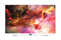 LG 55UH7709 55Zoll 4K Ultra HD 3D Smart-TV WLAN Schwarz, Grau LED-Fernseher (Schwarz, Grau)
