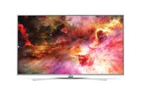 LG 65UH7709 65Zoll 4K Ultra HD Smart-TV WLAN Schwarz, Silber LED-Fernseher (Schwarz, Silber)