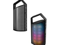 PEAQ PPA33BT-B Stereo 2W Schwarz Tragbarer Lautsprecher (Schwarz)