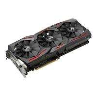 ASUS STRIX-GTX1080-8G-GAMING NVIDIA GeForce GTX 1080 8GB (Schwarz)