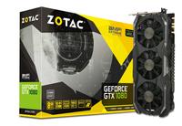Zotac ZT-P10800B-10P NVIDIA GeForce GTX 1080 8GB Grafikkarte