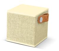 Fresh 'n Rebel Rockbox Cube Fabriq Edition 3W Kubus Gelb (Gelb)
