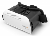 Technaxx VR Glasses TX-77 (Schwarz, Weiß)