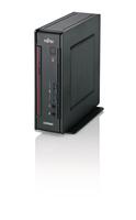 Fujitsu ESPRIMO Q956 2.5GHz i5-6500T 2L Größe PC Schwarz, Rot Mini-PC (Schwarz, Rot)