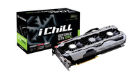 Inno3D C108V4-2SDN-P6DNX NVIDIA GeForce GTX 1080 8GB Grafikkarte