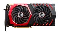MSI V336-001R GeForce GTX 1080 8GB GDDR5X Grafikkarte (Schwarz, Rot)