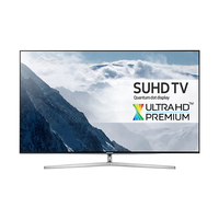 Samsung UE65KS8090 65Zoll 4K Ultra HD Smart-TV WLAN Silber (Silber)
