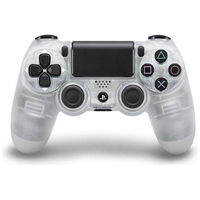 Sony DualShock 4 Gamepad PlayStation 4 Transparent (Transparent)