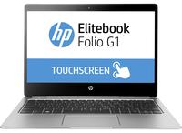 HP EliteBook Folio G1 1.2GHz m7-6Y75 12.5Zoll 3840 x 2160Pixel Touchscreen Silber (Silber)