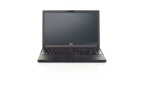Fujitsu LIFEBOOK E556 2.3GHz i5-6200U 15.6Zoll 1920 x 1080Pixel Schwarz (Schwarz)