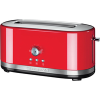KitchenAid 5KMT4116 2Scheibe(n) 1800W Rot Toaster (Rot)
