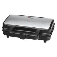 ProfiCook PC-ST 1092 Sandwich-Toaster (Schwarz, Edelstahl)