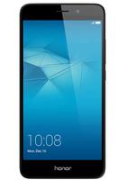 Huawei Honor 5C 16GB 4G Schwarz, Grau (Schwarz, Grau)