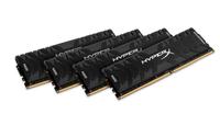 HyperX Predator 32GB 3000MHz DDR4 Kit 32GB DDR4 3000MHz Speichermodul (Schwarz)