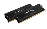 HyperX Predator 16GB 3333MHz DDR4 Kit 16GB DDR4 3333MHz Speichermodul (Schwarz)