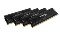 HyperX Predator 64GB 3000MHz DDR4 Kit 64GB DDR4 3000MHz Speichermodul (Schwarz)