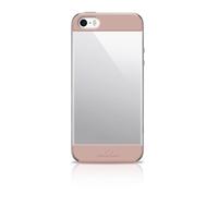 Hama Innocence Clear Handy-Abdeckung Gold,Pink,Transparent (Gold, Pink, Transparent)
