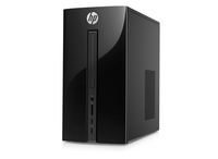 HP 460-p010ng 2.9GHz G4400T Mini Tower Schwarz (Schwarz)