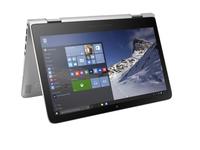 HP Spectre x360 13-4178ng 2.3GHz i5-6200U 13.3Zoll 1920 x 1080Pixel Touchscreen Schwarz (Silber)
