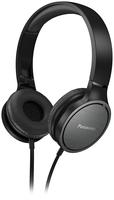 Panasonic RP-HF500ME Monophon Kopfband Schwarz Headset (Schwarz)