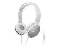 Panasonic RP-HF500ME Binaural Kopfband Weiß Headset (Weiß)