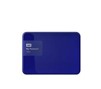 Western Digital My Passport Ultra 4000GB Blau (Blau)