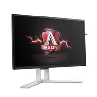 AOC AG271QG 27Zoll Wide Quad HD IPS PC Flachbildschirm (Schwarz, Rot)