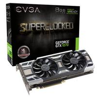 EVGA 08G-P4-6173-KR NVIDIA GeForce GTX 1070 8GB Grafikkarte