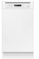 Miele G 4820 SCI Unterbau 9Stellen A+++ Weiß (Weiß)