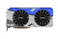 Palit NE51070T15P2G NVIDIA GeForce GTX 1070 8GB Grafikkarte (Blau, Silber)