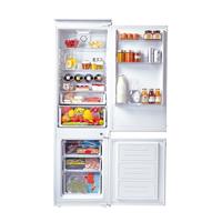 Candy CKBC3180EE/1 Eingebaut 190l 60l A++ Weiß Kühl- und Gefrierkombination (Weiß)