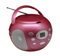 Soundmaster SCD2000 (Pink)