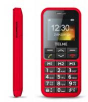 TELME C151 1.8Zoll 70g (Rot)
