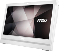 MSI Wind Top Professional Pro 20T 6M-004DE 3.7GHz i3-6100 20Zoll 1600 x 900Pixel Weiß All-in-One-PC (Weiß)
