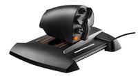 Thrustmaster TWCS Throttle Bewegungssteuerung Mac,PC Schwarz (Schwarz, Orange)
