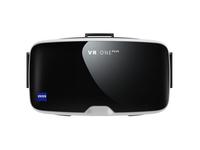 Carl Zeiss VR ONE Plus Stereophonisch Kopfband Schwarz, Weiß (Schwarz, Weiß)