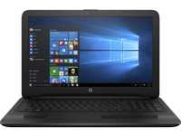 HP 15 15-ay075ng 2.3GHz i5-6200U 15.6Zoll 1366 x 768Pixel Schwarz (Schwarz)