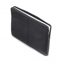 Decoded D4SS15BK 15Zoll Notebook-Hülle Schwarz Notebooktasche (Schwarz)