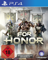 Ubisoft For Honor Standard PlayStation 4 Deutsch Videospiel