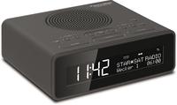 TechniSat DigitRadio 51 Uhr Digital Schwarz Radio (Schwarz)